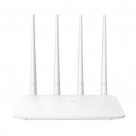 Tenda F6 Wireless-N Router 802.11b/g/n,300 Mb/s, 4x všesměrová anténa, universal repeater