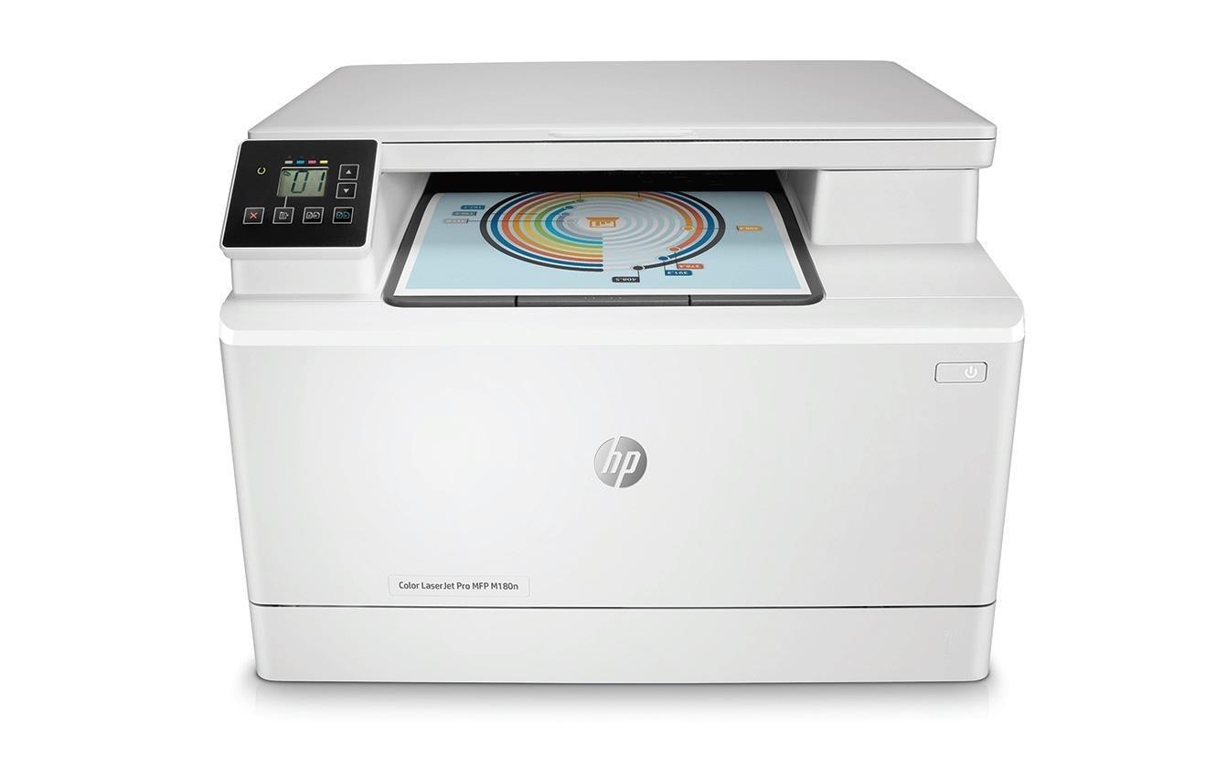 HP Color LaserJet Pro MFP M180n  (A4, 16/16 ppm, USB 2.0, Ethernet, Print/Scan/Copy)