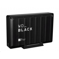 """WD BLACK D10 Game Drive 8TB, BLACK EMEA, 3.5"""", USB 3.2 Compatible with PlayStation 4 Pro"""