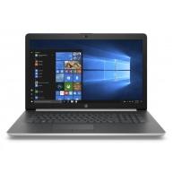 NTB HP Laptop 17-ca1001nc;17.3 HD;Ryzen 3 3200U;4GB DDR4;1TB 5400RPM+256GB SSD;AMD Radeon Vega Graphics;Silver