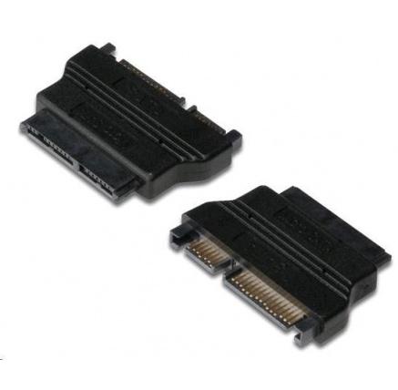 PREMIUMCORD Adaptér SATA - Micro SATA (22pin M/ 16pin F)