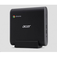 ACER PC Chromebox (CXI3) - Celeron 3867U@1.8GHz, 4GB, 32SSD, Intel HD, čt.pk, VESA, HDMI, USB3.1, Google Chrome OS