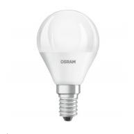 OSRAM LED VALUE ClasP  230V 5,5W 827 E14 noDIM A+ Plast matný 470lm 2700K 10000h (krabička 1ks)