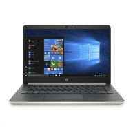 NTB HP Laptop 14-dk0000nc;14 FHD TN;A6-9225;4GB DDR4 1866;1TB 5400RPM;AMD Graphics;gold