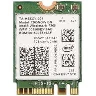 Intel Dual Band Wi-Fi/Bluetooth adaptér AC 7265, 2x2 AC + BT, M.2
