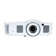 Optoma projektor EH416 (DLP, 1080p, 4 200 ANSI, 20 000:1, 2x HDMI with MHL, RJ45, USB, 10W speaker)