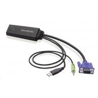 AVERMEDIA Adaptér VGA -> HDMI ET110 (převodník, video converter)