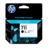 HP 711 Black DJ Ink Cart, 80 ml, CZ133A