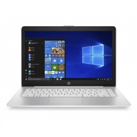 "HP NTB 14-ds0008nc, 14"" FHD IPS, A4-9120e dual, 4GB DDR4, 64GB eMMC, AMD Graphics,  Win10 White"