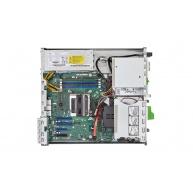 FUJITSU SRV TX1320M4 - E2124@3.3GHz 4C/4T, 16GB, DVDRW, BEZ HDD, 4xBAY 2.5,  RP1-450W, IRMC,  SLIM SRV - tichý server