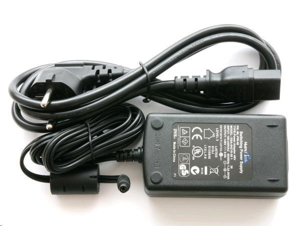 MikroTik zdroj 48V / 0.8A, 39W pro RouterBOARD, ALIX (OEM)
