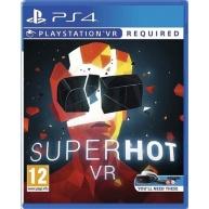 SONY PS4 hra Superhot