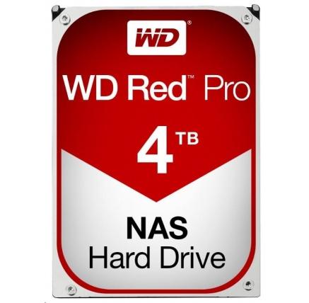 WD RED Pro NAS WD4003FFBX 4TB SATAIII/600 256MB cache
