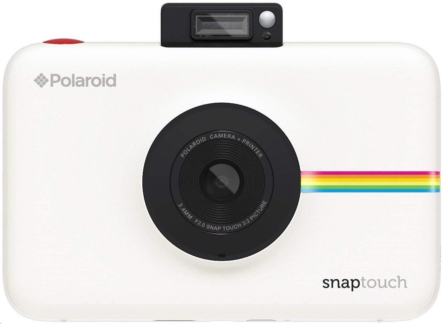 Polaroid Snap Touch Camera White