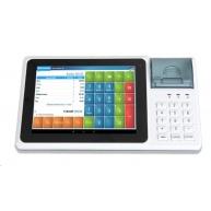 "WINTEC IDT800 (pro 1 DIČ) EET pokladna 8"", tiskárna 57mm, zákaznický display + SW EET-POS"