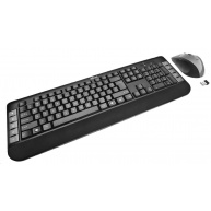 TRUST set klávesnice + myš Tecla Wireless Multimedia Keyboard with mouse