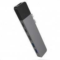 HyperDrive NET Hub for USB-C pro MacBook Pro - Space Grey