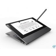 "LENOVO NTB ThinkBook Plus - i5-10210U@1.6GHz,13.3"" FHD IPS mat+10.8"" E Ink FHD Touch,8GB,256SSD,HDMI,USB-C,W10P,1r car"