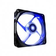 NZXT ventilátor RF-FZ120-U1/FZ 120mm LED Airflow Fan Series/modrý/59.1 CFM/26.8 dBA/2 roky záruka
