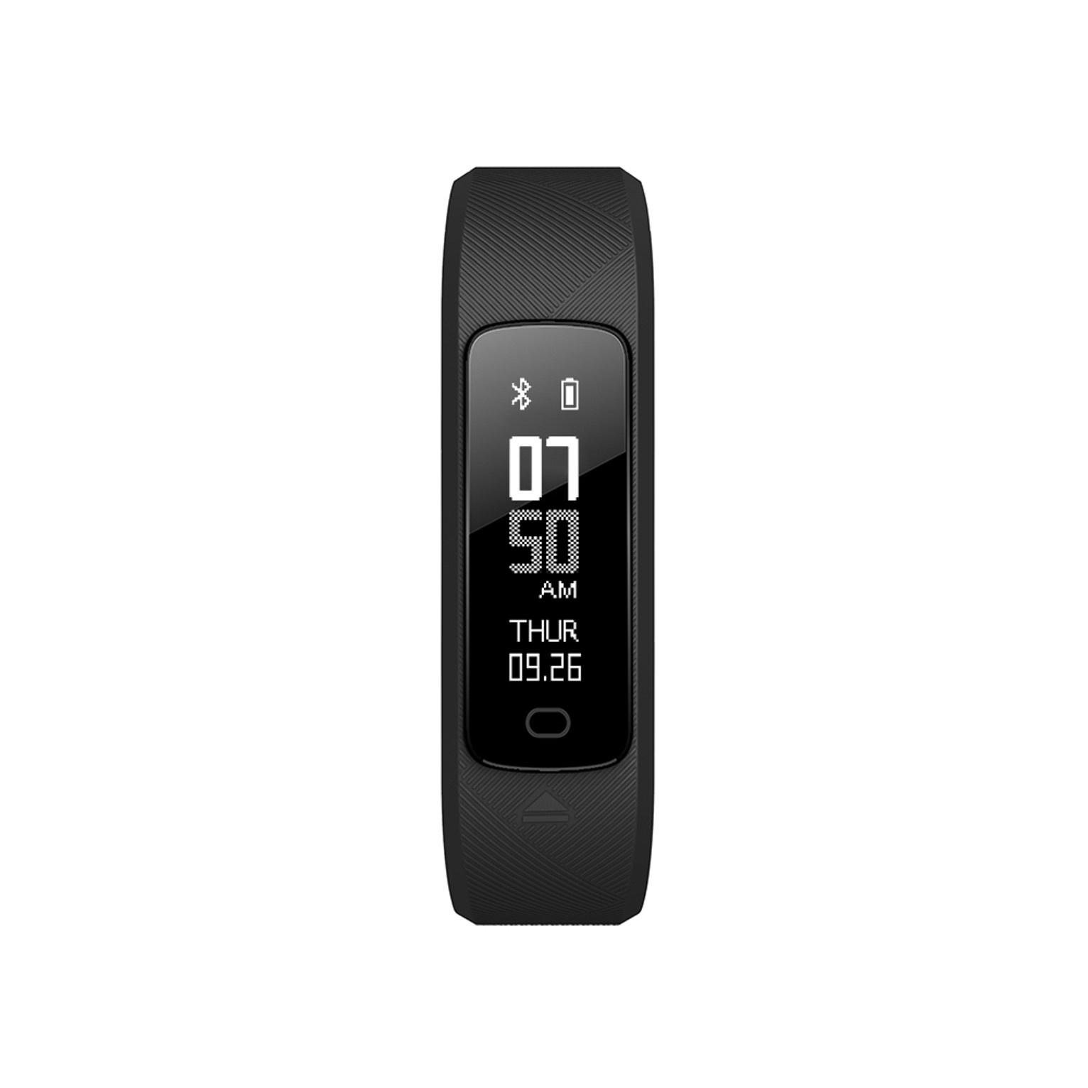 EVOLVEO FitBand B2, fitness náramek pro měření krevního tlaku a tepové frekvence