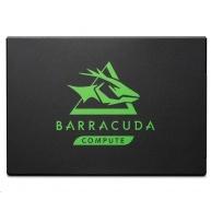 "SEAGATE BARRACUDA 120 SSD 250GB 2,5"" SATA III 6Gb/s, (R:560/W:540MB/s)"
