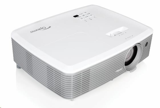 Optoma projektor X344 (DLP. XGA, 3 000 ANSI, 22 000:1; HDMI, VGA, USB Power, 2W speaker)