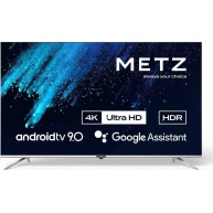 "METZ 43"" 43MUC7000Z, Smart Android, Direct LED, UHD (3840x2160), 8ms, DVB-T2/S2/C, HDMI, USB"