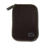 WD My Passport Carrying Case - Neoprene Black pouzdro