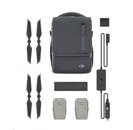 DJI Mavic 2 Part 1 Fly More Kit