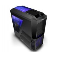 ZALMAN Z11 PLUS - skříň miditower, mATX/ATX, bez zdroje, USB3.0, černá