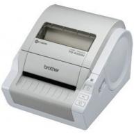 BROTHER tiskárna štítků TD-4100N USB RS232 LAN ( 300 dpi, max šířka štítků 102 mm) – možno použít OEM spotřební materiál