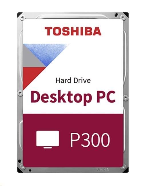 "TOSHIBA HDD P300 500GB, SATA III, 7200 rpm, 64MB cache, 3,5"", BULK"