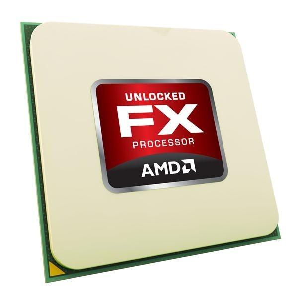 CPU AMD FX-8320 (Vishera), 8-core, 3.5GHz, 16MB cache, 125W, socket AM3+, BOX