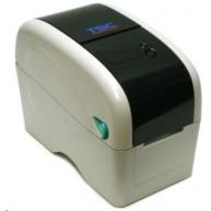 TSC TTP-323, 12 dots/mm (300 dpi), TSPL-EZ, USB, Ethernet, beige