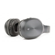 GEMBIRD sluchátka s mikrofonem Miami, Bluetooth, mikrofon, šedá