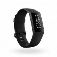 Fitbit Charge 4 GIFT PACK - Black/Black