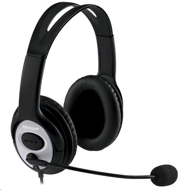 Microsoft sluchátka L2 LifeChat LX-3000 Win USB Port