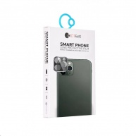 COTEetCI sklo na fotoaparát pro Apple iPhone 11 Pro / Pro Max zelené