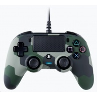 Nacon Wired Compact Controller - ovladač pro PlayStation 4 - camo