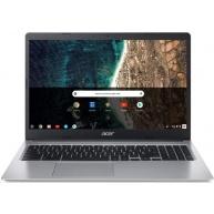 "ACER Chromebook 315 (CB315-3H-C6HK) - Celeron N4120,15.6"" FHD ComfyView LCD,4GB DDR4,128GB SSD,Google Chrome OS,stříbrná"