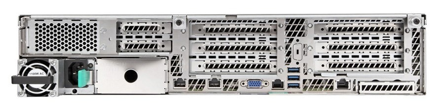 Intel Server System R2224WTTYSR (WILDCAT PASS), Single