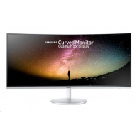 "SAMSUNG MT LED LCD 34"" C34F791W - prohnutý, VA, 3440x1440, 4ms, 2xHDMI, Display port, USB"