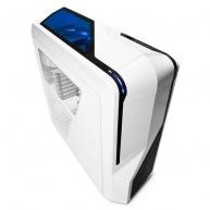 NZXT skříň Phantom 410/MidTower/bez zdroje/USB3.0+USB2.0/ATX/bílá