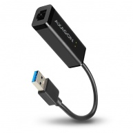 AXAGON ADE-SR, USB3.0 Type-A - externí Gigabit Ethernet adapter, auto install