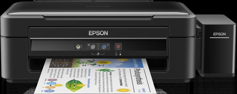 EPSON tiskárna ink L382 MFZ, CIS, A4, 33ppm, 4ink, USB,TANK SYSTEM,MULTIFUNKCE-3 roky po registraci,cashback