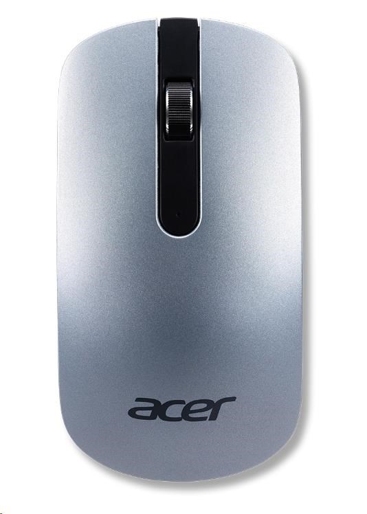 ACER PTHIN-N-LIGHT MOUSE, PURE SILVER