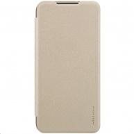 Nillkin Sparkle Leather Case for Xiaomi Redmi Note 8 Golden