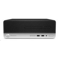 HP ProDesk 400G6 SFF i5-9500, 1x8 GB, SSD 256 GB M.2 NVMe, Intel HD, kl. a myš, DVDRW,2xDP+VGA, Win10Pro