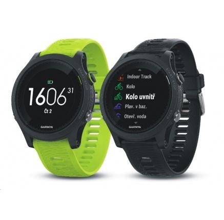Garmin GPS sportovní hodinky Forerunner 935 Black