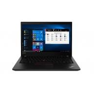 """LENOVO NTB ThinkPad/Workstation P14s G1 - i7-10510U,14"""" FHD IPS,8GB,256SSD,HDMI,TB,nvd P520 2G,cam,W10P,3r prem.onsite"""